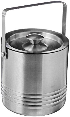 TableCraft Products RIB76 Ice Bucket, 7.25