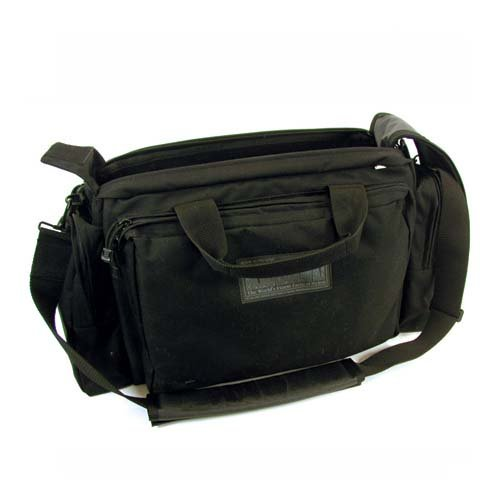 BLACKHAWK! 80SB06BK Enhanced Pro Shooters Bag, (Pro Shooters Bag)