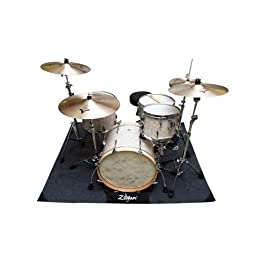 Zildjian Gig Drum Set Rug (ZGIGRUG)