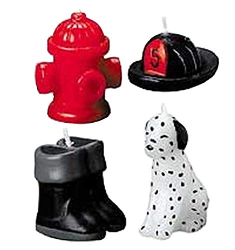 Wilton BB012574 Firefighter Candles