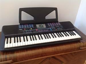 Yamaha psr 220 portatone electronic keyboard for Yamaha keyboard amazon