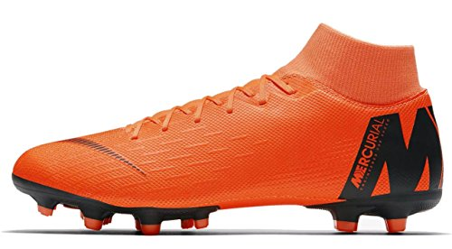 VI Scarpe MG Nike Orange Superfly Academy Calcio t Total Black Mercurial Uomo da EqAXH1