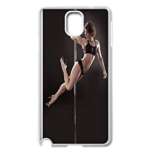 CHENGUOHONG Phone CasePole Fitness Dancing Pattern For Samsung Galaxy NOTE4 Case Cover -PATTERN-4