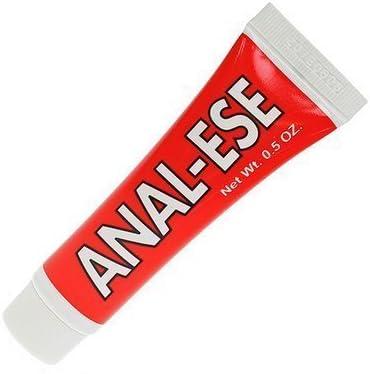 Anal-Ese Cream .5 oz. (6 Pack) by multiple: Amazon.es: Salud y cuidado personal