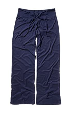 Bella for Women's Hannah Vintage Jersey Lounge Pant, midnight, X-Large