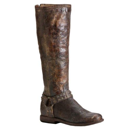 Tall Harness Boots - 3