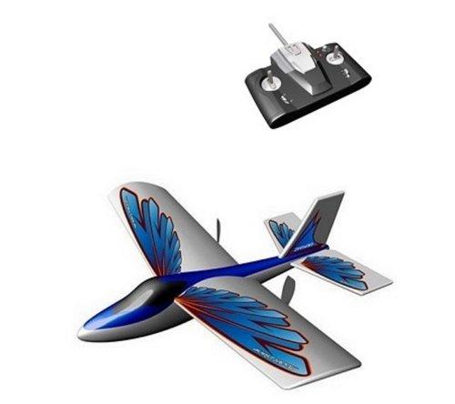 85650 Silverlit X-Twin Sport ferngesteuert 2-Kanal Funk Flugzeug aus EPP , farblich sortiert