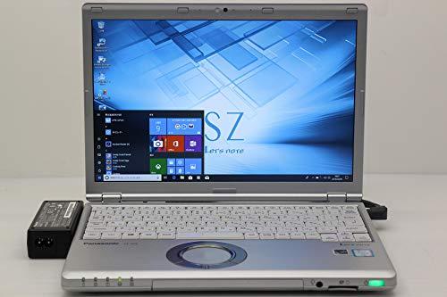 【中古】 Panasonic CF-SZ5ADAKS Core i5 6300U 2.4GHz/4GB/320GB/12.1W/WUXGA(1920x1200)/Win10   B07QKTS6PP