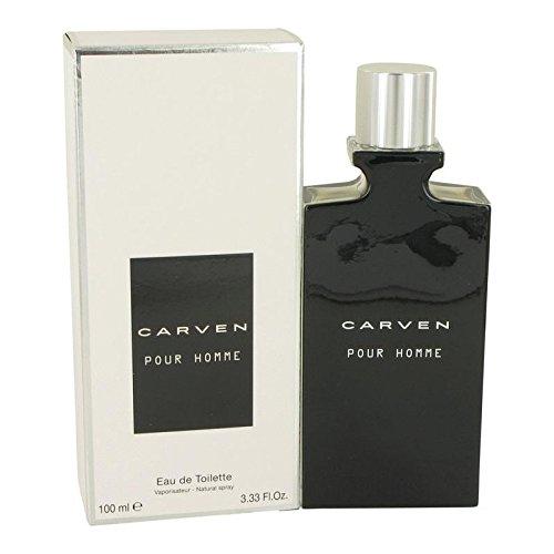 Carven Pour Homme By Carven 3.4 oz 100 ml NIB
