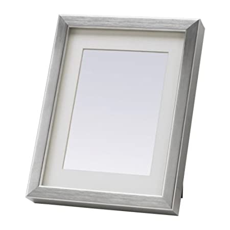 IKEA Ribba Glass with Aluminium Picture Frame Passepartout Frame 20 ...