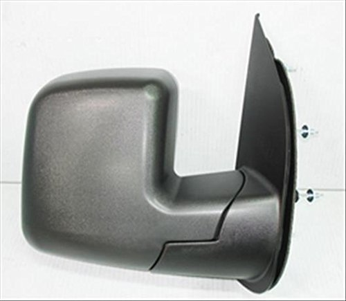 OE Replacement Ford Econoline Van Driver Side Mirror Outside Rear View (Partslink Number FO1320253)