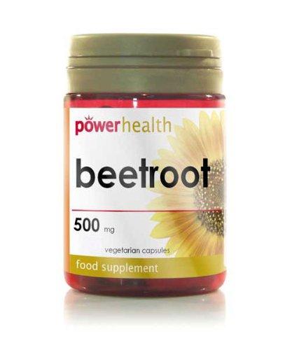 Power Health Beetroot 500mg , 90 Capsules