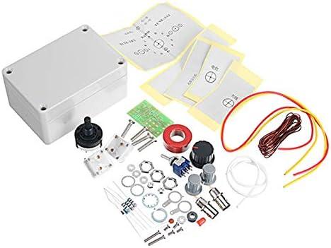 SODIAL 1-30Mhz Led Vswr DIY Kit de Sintonizador de Antena ...