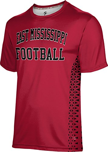 ProSphere Men's East Mississippi College Geometric Shirt (Apparel) F2F42 (Large) from ProSphere