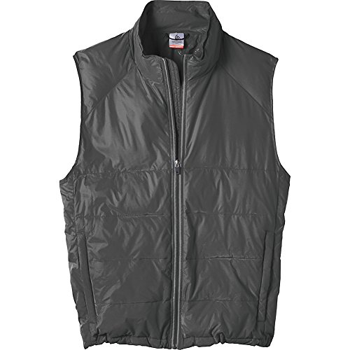 Colorado Clothing Men's Durango Vest, City Grey, Large