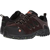 Merrell Men's Ridgepass Bolt Composite Toe Work Shoes (Espresso) for Free