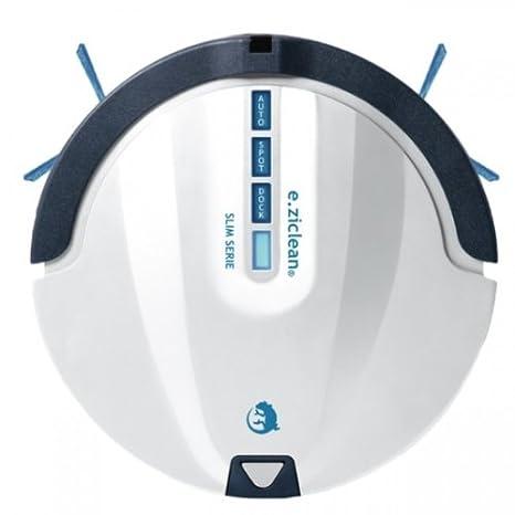 E.ZICOM E.ziclean Slim - Robot aspirador: Amazon.es: Hogar