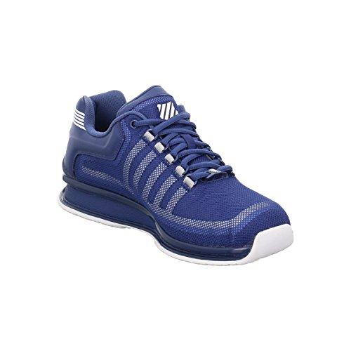 K-Swiss Rinzler Trainer, Zapatillas para Hombre Azul (Ensign Blue/allure/white)