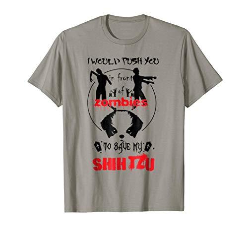 Funny Shih Tzu Shirt | Shih Tzu Lover
