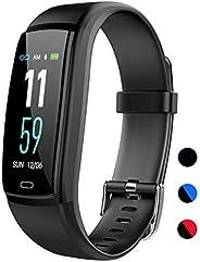 Mgaolo Fitness Tracker,Smart Watch Montre Intelligente Activity Tracker Health Bracelet Waterproof Wristband w