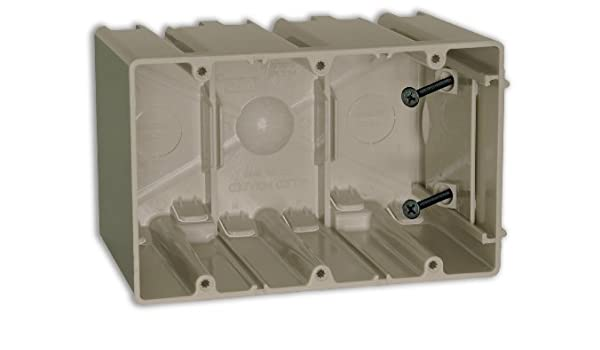 Sliderbox SB-1 Slider Box Single Gang