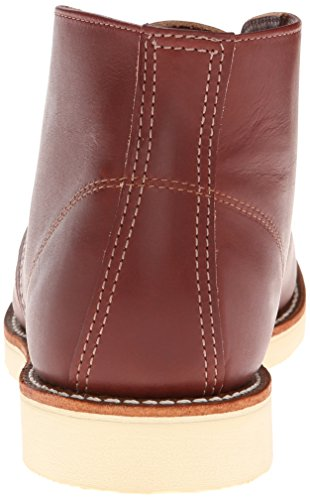 Red Wing 3144, Herren Schnürschuhe Copper Worksmith