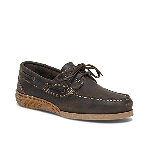 TBS Mens Hauban Boat Shoes Marron (8815 Marron) I1FLbF5G