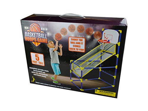 - Kole Import Arcade-Style Basketball Hoops Game