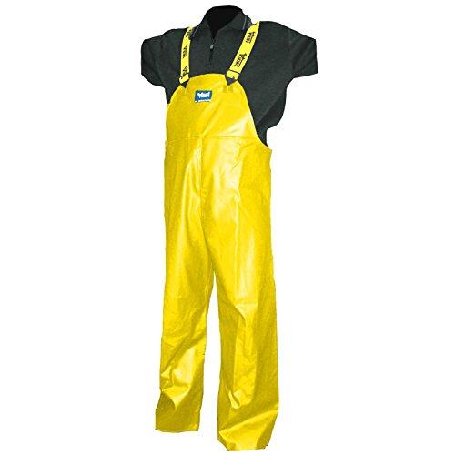 [해외]Viking Men`s Bib Pant / Viking Men`s Journeyman PVC Bib Pant Yellow, Yellow, XL