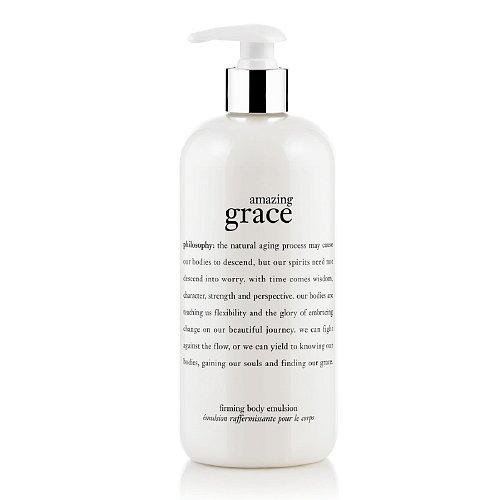 Philosophy Amazing Perfumed Body Emulsion 16 Fl Oz by Philosophy Amazing Grace Body Firming Emulsion