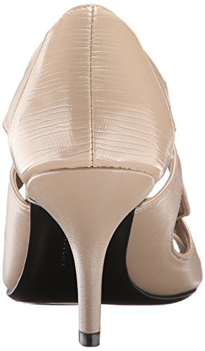 LifeStride Womens Nova Dress Pump Taupe hyVpNI