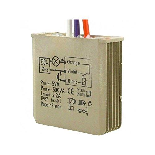 televariateur encastre - yokis mtv500e