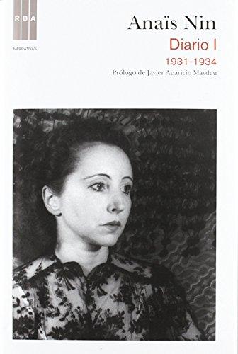 Diario I 19310 by Anais Nin (Folleto)folleto