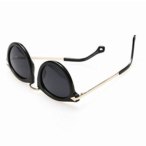 Unisex Color Glasses Reaso soleil Mode 08 Hommes Vintage Été lunettes de Retro Femmes qBX0FIwX