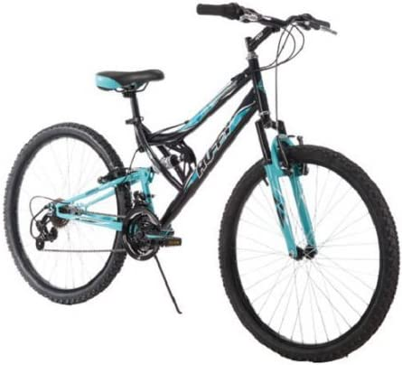 Huffy 26 Inch Women s Trail Runner Mountain Bike, Black