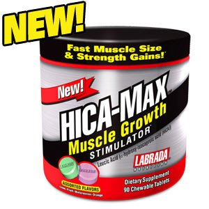 Hica-Max By Labrada - 90 Chewables
