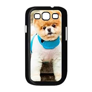Pomeranian Samsung Galaxy S3 9300 Cell Phone Case Black JU0029443