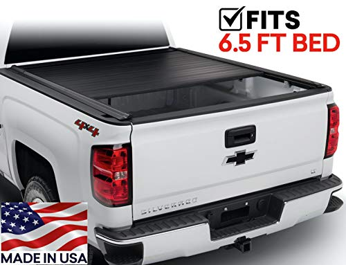 Ram 1500-3500 Tonneau Cover 2009-2019 6.5 ft. bed Trident FastTrack Retractable T30232