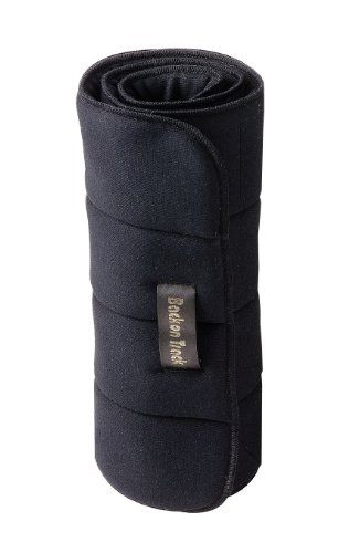 Back on Track 2-Piece Therapeutic Horse No Bow Leg Wrap, 14 by 29-Inch