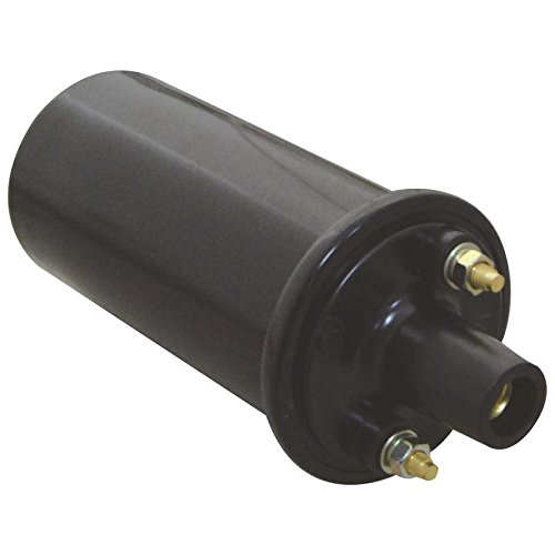 - New Ignition Coil 12 Volt Replaces All Coils That Use an External Resistor 383444 383449 B6A-12029-B 1100-0544