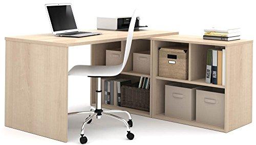 BESTAR 150869-38 i3 L-Shaped Desk, Northern