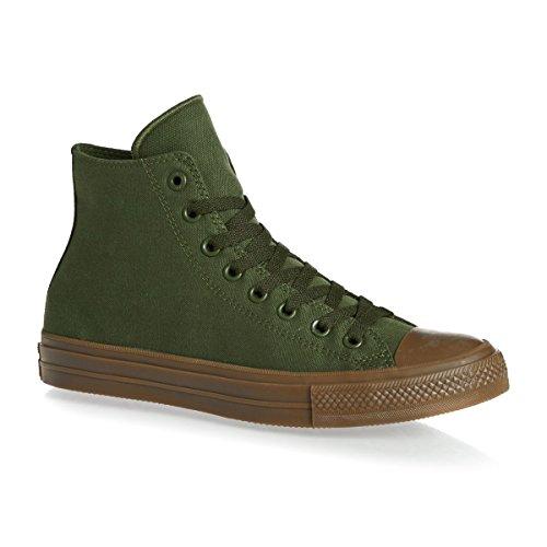 Converse All Star II Hi chaussures 10,0 herbal/gum