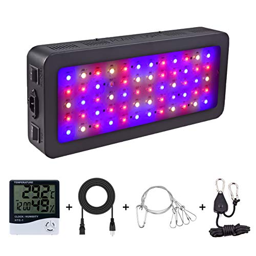 Led Grow Light Red Blue White in US - 2