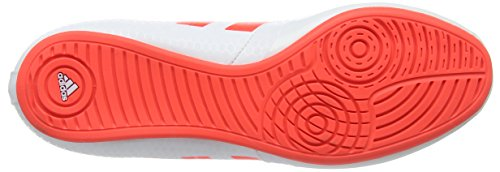 Blanc KO 16 2 Boxe Legend Mixte adidas Blanc White Adulte Orange de Chaussures 1wFvx