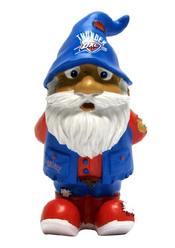 NBA Oklahoma City Thunder Stumpy Gnome by Forever Collectibles