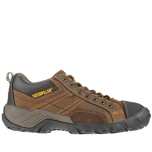 Caterpillar Ergo Safety Toe Work Boot - Size 14 Wide, Model# - Caterpillar Brown