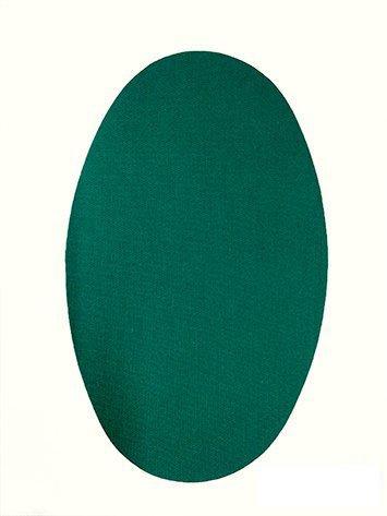 Haberdashery Online 6 Rodilleras TERMOADHESIVAS Verde Billar Color ...