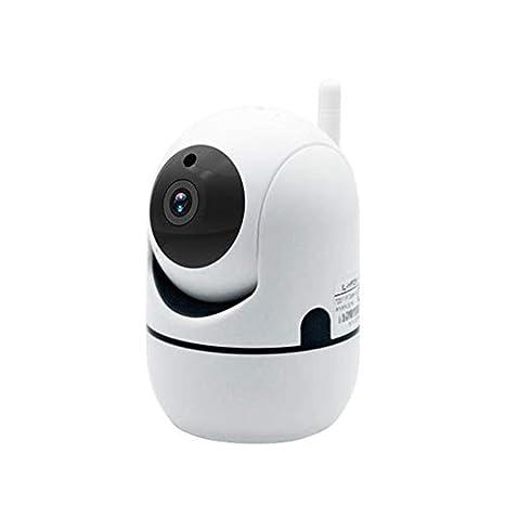 Xwly-Dr Cámara de Seguridad para el hogar 1080P Mini cámara de vigilancia Inteligente 360