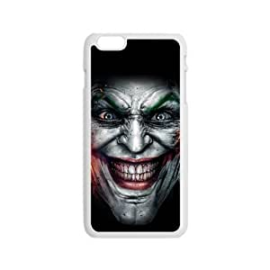 SANLSI The Joker (The Dark Knight) Cell Phone Case for Iphone 6