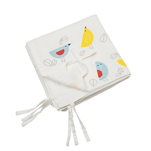 Musluv Fly Away Birdy Sun Protection Cover by Musluv
